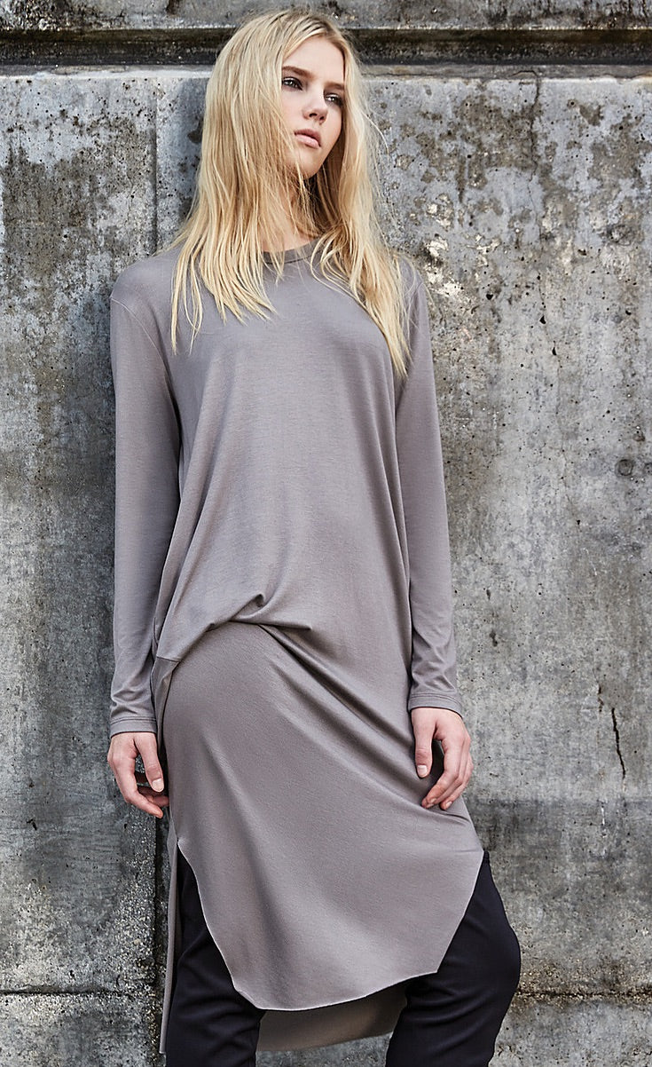 Sen Legendary Long Sleeve Dress