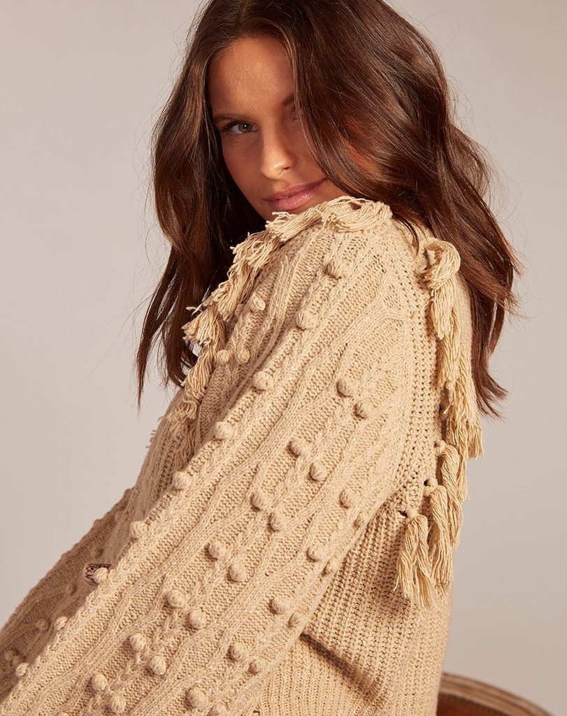 Cleobella Loma Sweater in Oatmeal