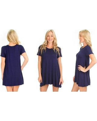 Lanston Tshirt Dress - Estilo Boutique