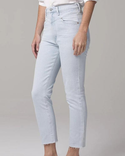 Citizens of Humanity Mia Yoke Slim Jeans