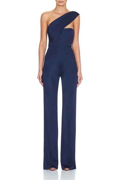 Misha Collection Nancy Pantsuit in Navy