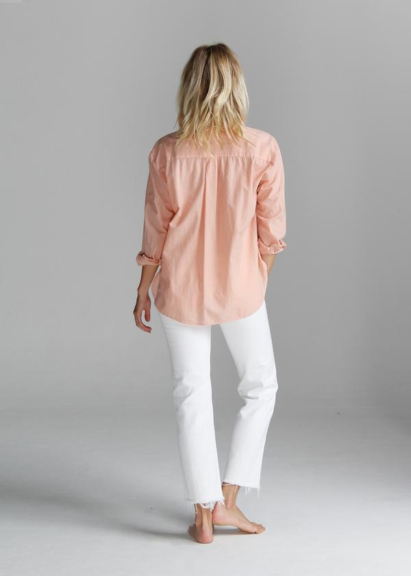 Cali Dreaming Ace Top in Dusty Pink