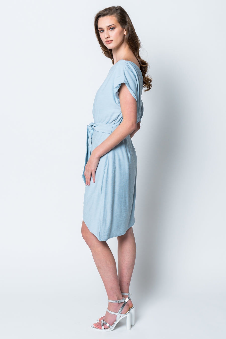 c91baffb86b Wish Arcadia Dress in Light Blue