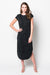 Sabina Musayev Shirin Dress in Black
