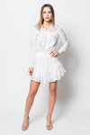 Karina Grimaldi Cata Shirt Dress