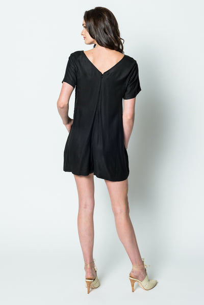 Vetiver Avalon Romper