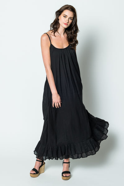 Vetiver Mystic Sun Dress