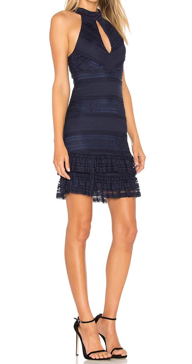Parker Alanis Dress in Blue