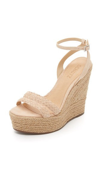 Schutz Adamina Wedge Sandal - Estilo Boutique