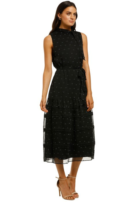 Stevie May Blackbird Midi Dress