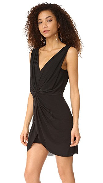 Misa Leza Dress In Black