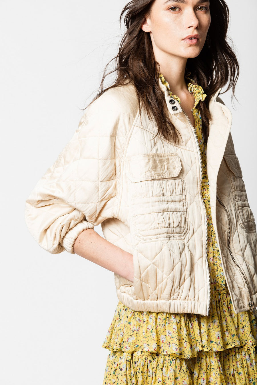 Zadig & Voltaire Bubble Jacket