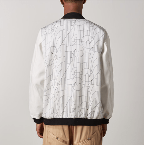 ACF Outwear Galaxy Bomber Jacket