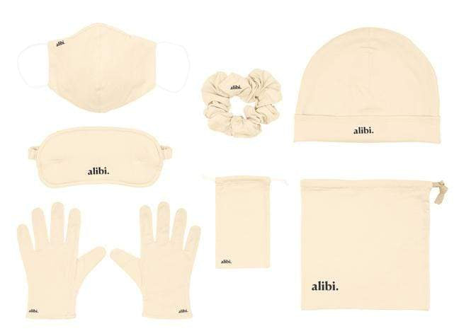 Alibi Accessories Lux Crystal Safety Set