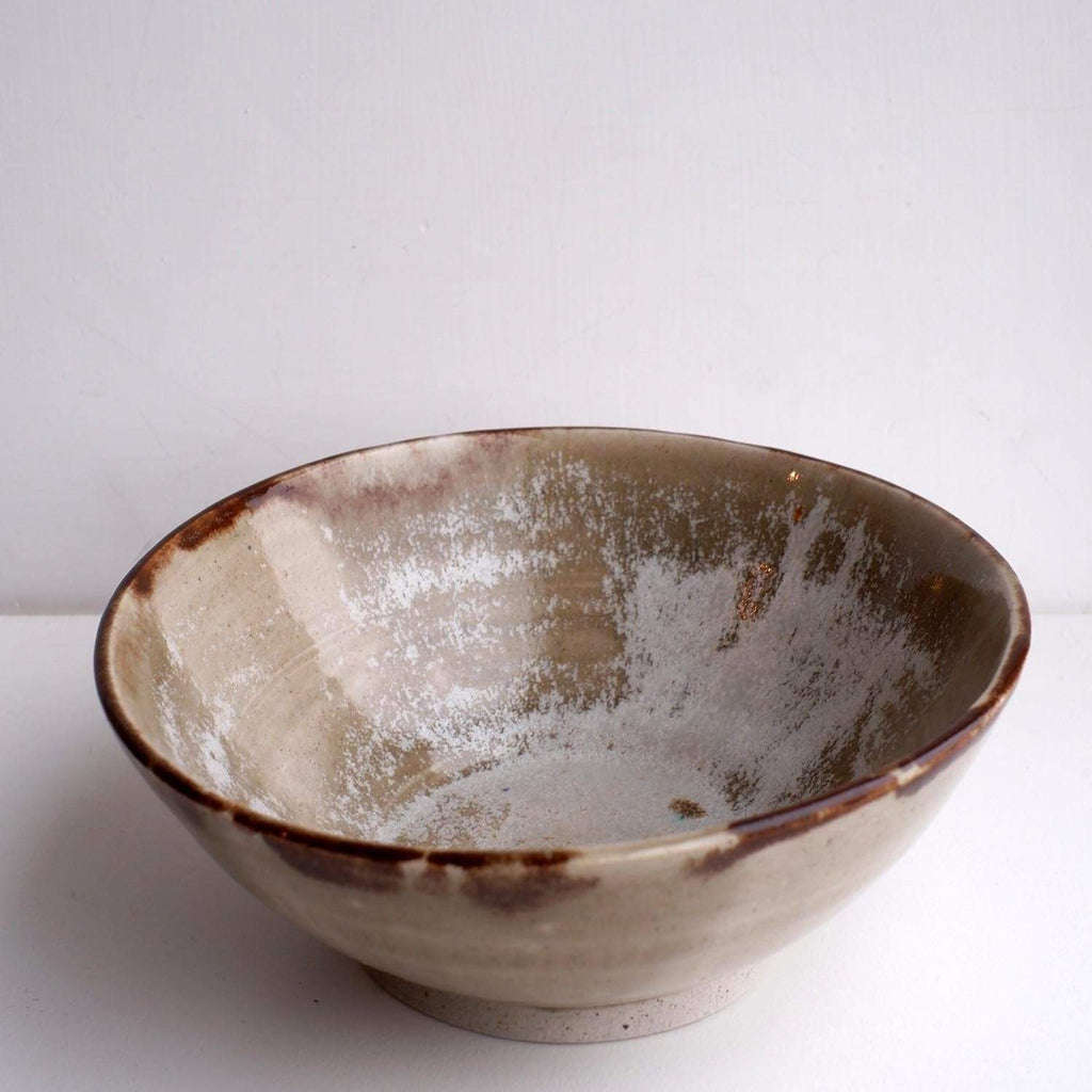 AW.STUDIO Tableware Rusty Brown Bowl (L)