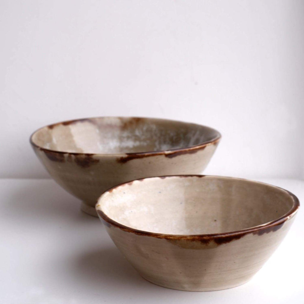 AW.STUDIO Tableware Rusty Brown Bowl (S)