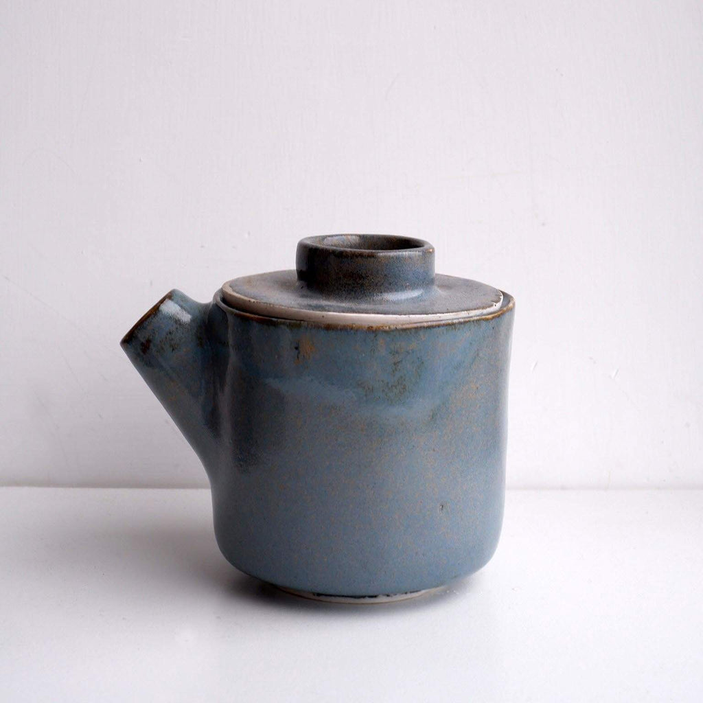 AW.STUDIO tableware Shades of Vintage blue pour over coffee set