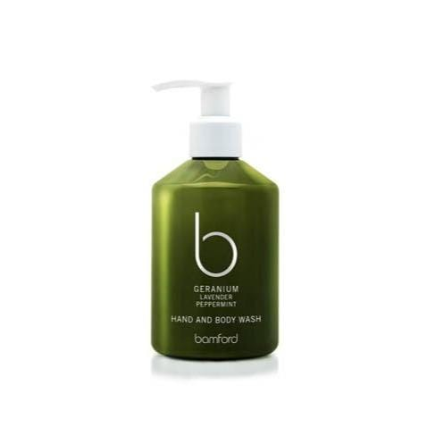 Bamford Bath & Shower Geranium Hand and Body Wash (250ml)
