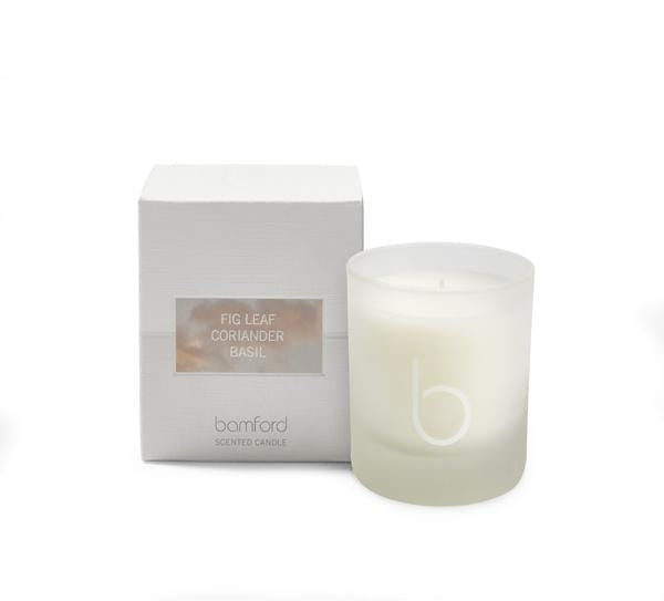 Bamford Candles Fig Leaf Single Wick Candle