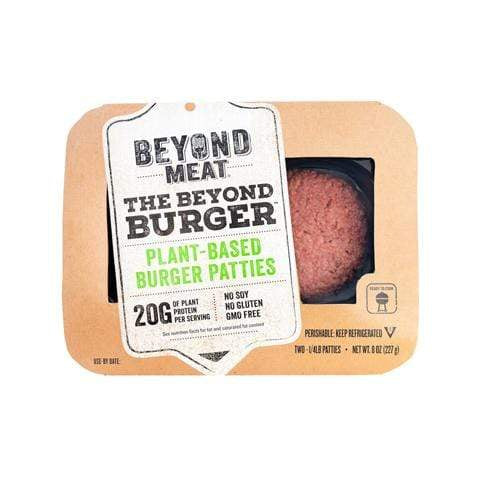Beyond Meat Plant-based Meat & Seafood Beyond Burger (227g)