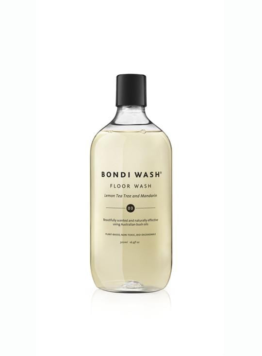 Bondi Wash Cleaning Floor Wash (Lemon Tea Tree & Mandarin)