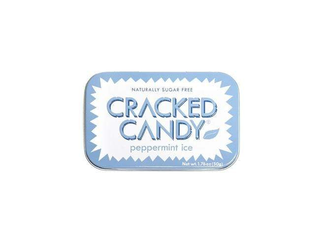Cracked Candy Healthy Snacks Peppermint Ice (50g)