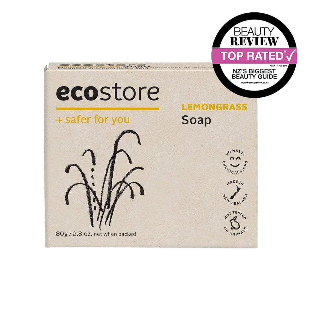 ecostore Bath & Shower Lemongrass Soap