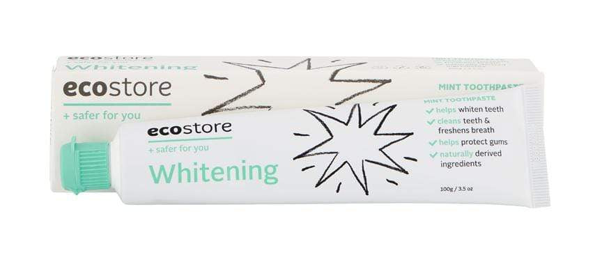 ecostore Oral Care Whitening Toothpaste (100g)