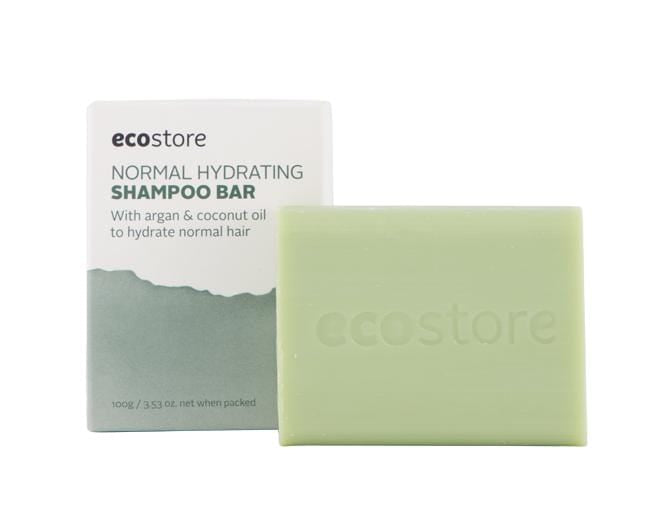 ecostore Shampoo & Conditioner Normal Hydrating Shampoo Bar (100g)