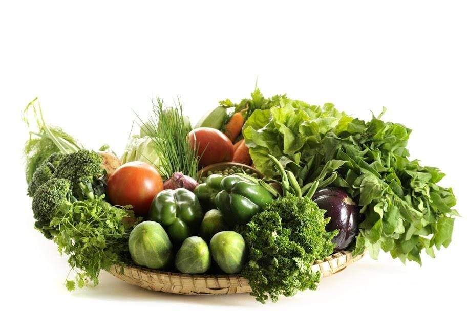 Hong Kong Farm Vegetables Organic Vegetable Basket (4kg)