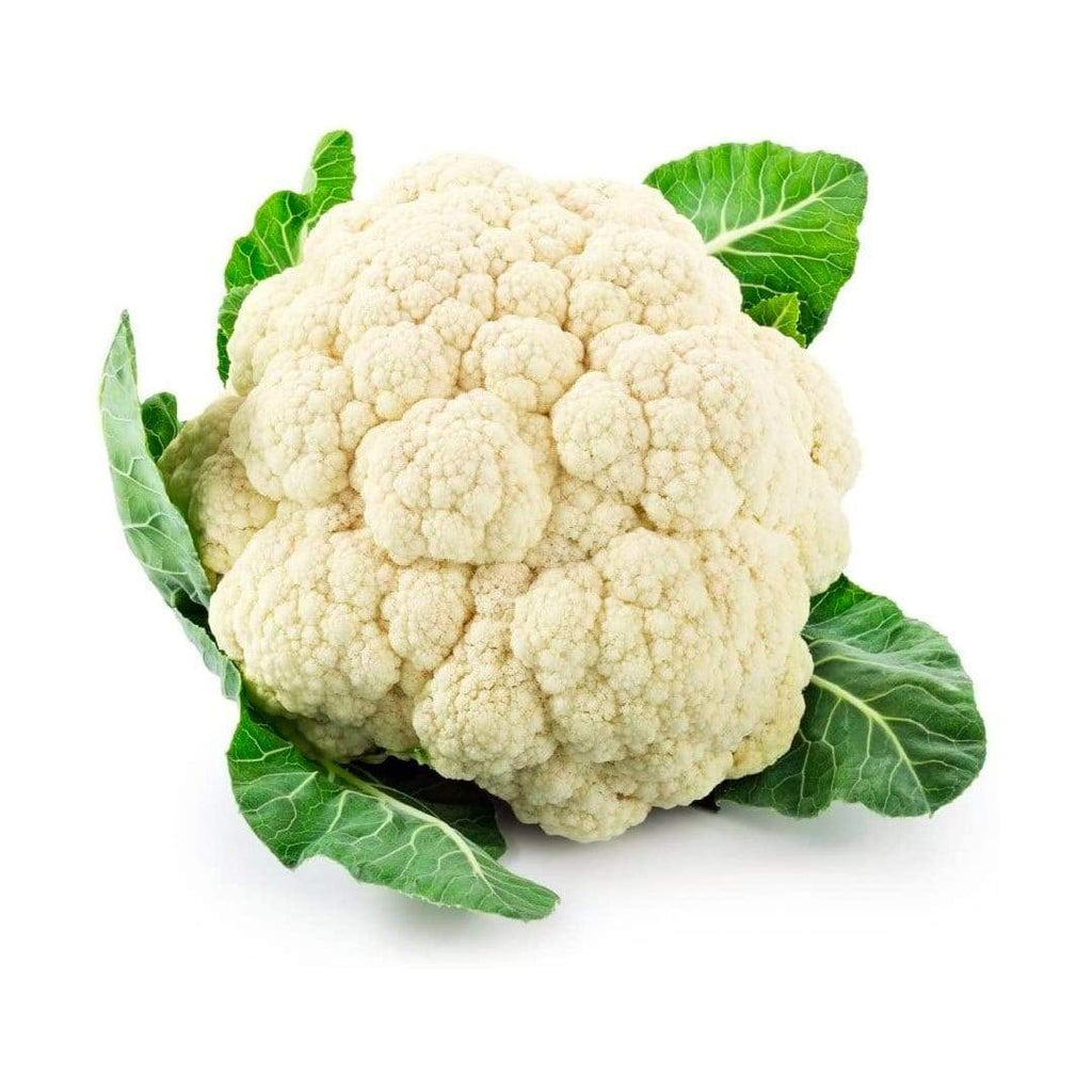 Hong Kong Farm Vegetables Organic White Cauliflower (550-600g)
