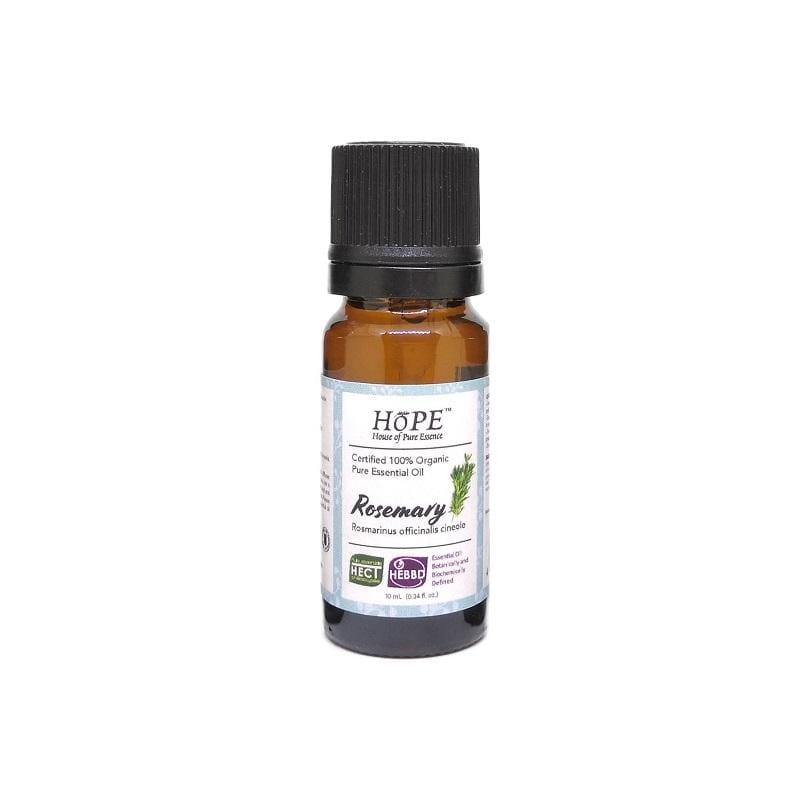 HoPE Aromatherapy Organic Rosemary Essential Oil (10ml)