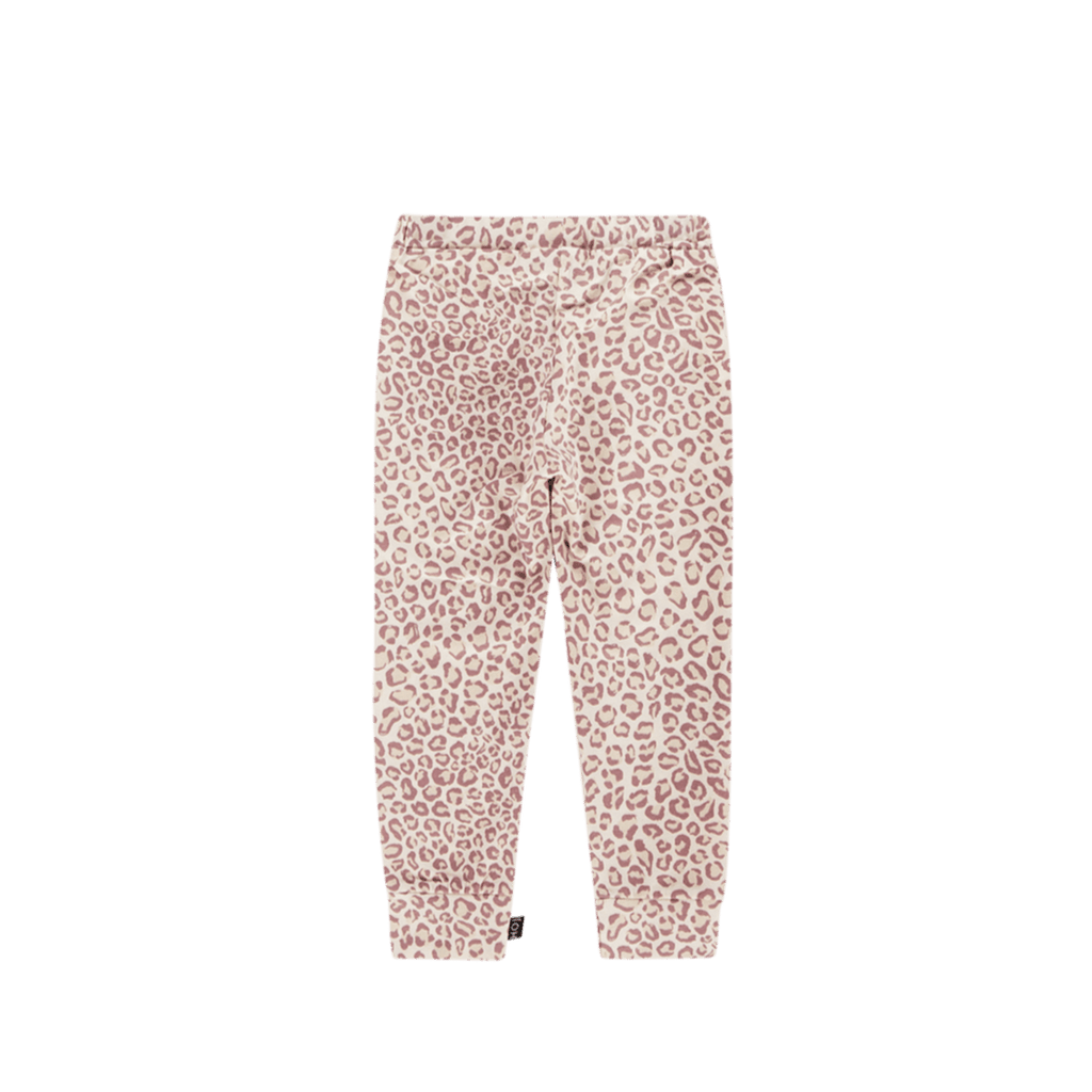 House of Jamie Bottoms Leggings Orchid Leopard