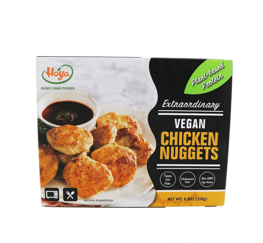 Hoya Plant-based Meat & Seafood Vegan Chicken Nuggets (250g)
