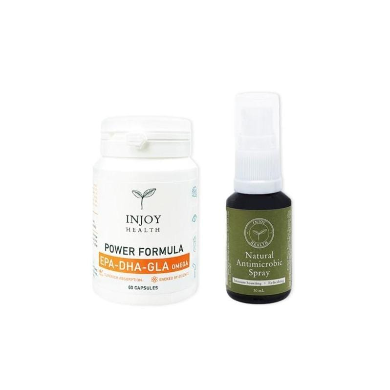 Injoy Health Supplements Functional Immune Combo