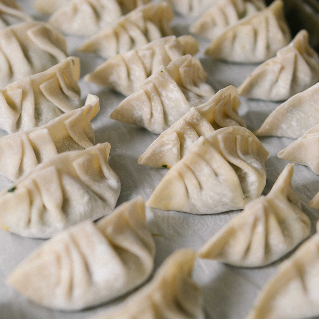 KIRR Recipe Kit Vegan Dumplings (4-6ppl)
