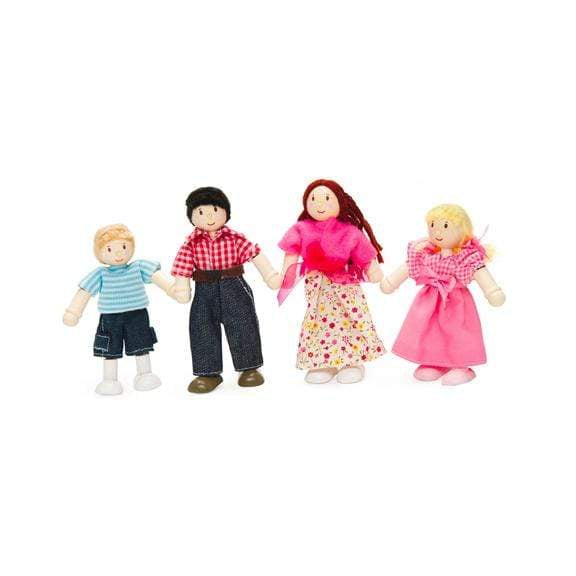 Le Toy Van Soft Toys & Dolls My Doll Family