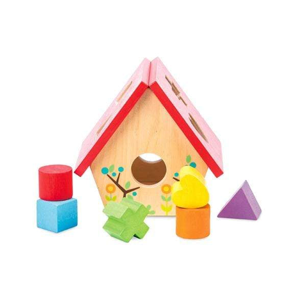 Le Toy Van Wooden Toys Little Bird House