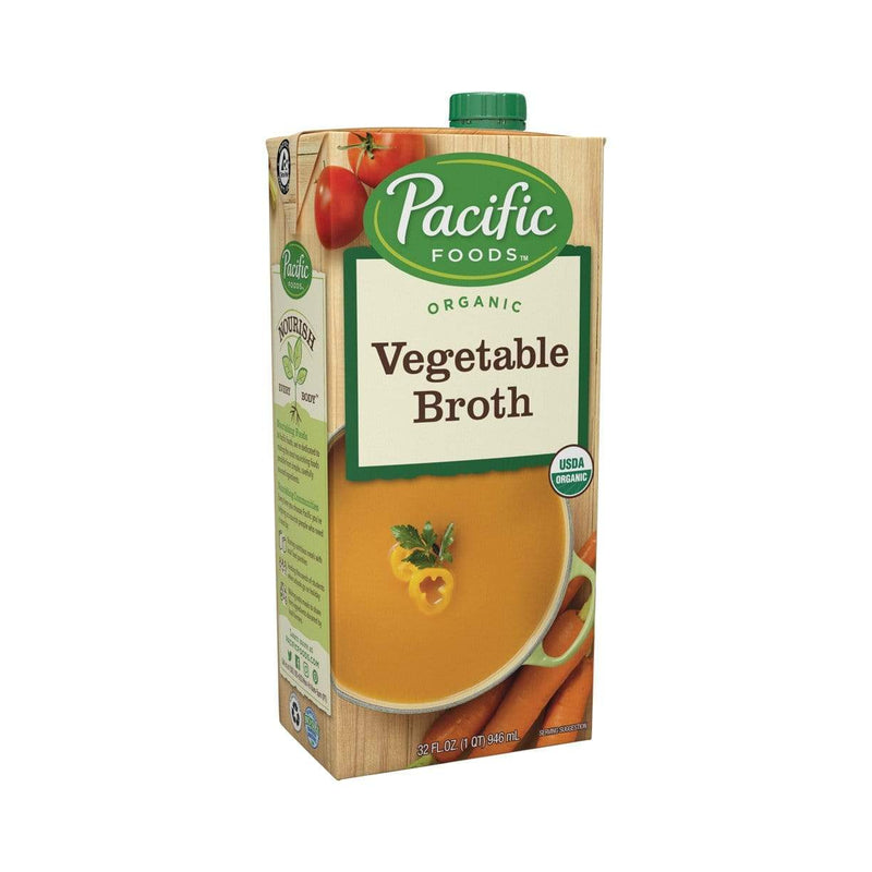 Pacific Foods Soups & Broths Organic Vegetable Broth