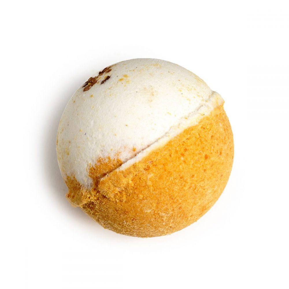 Soap Chérie Bath & Shower Bath Bomb (Oatmeal Milk & Honey)
