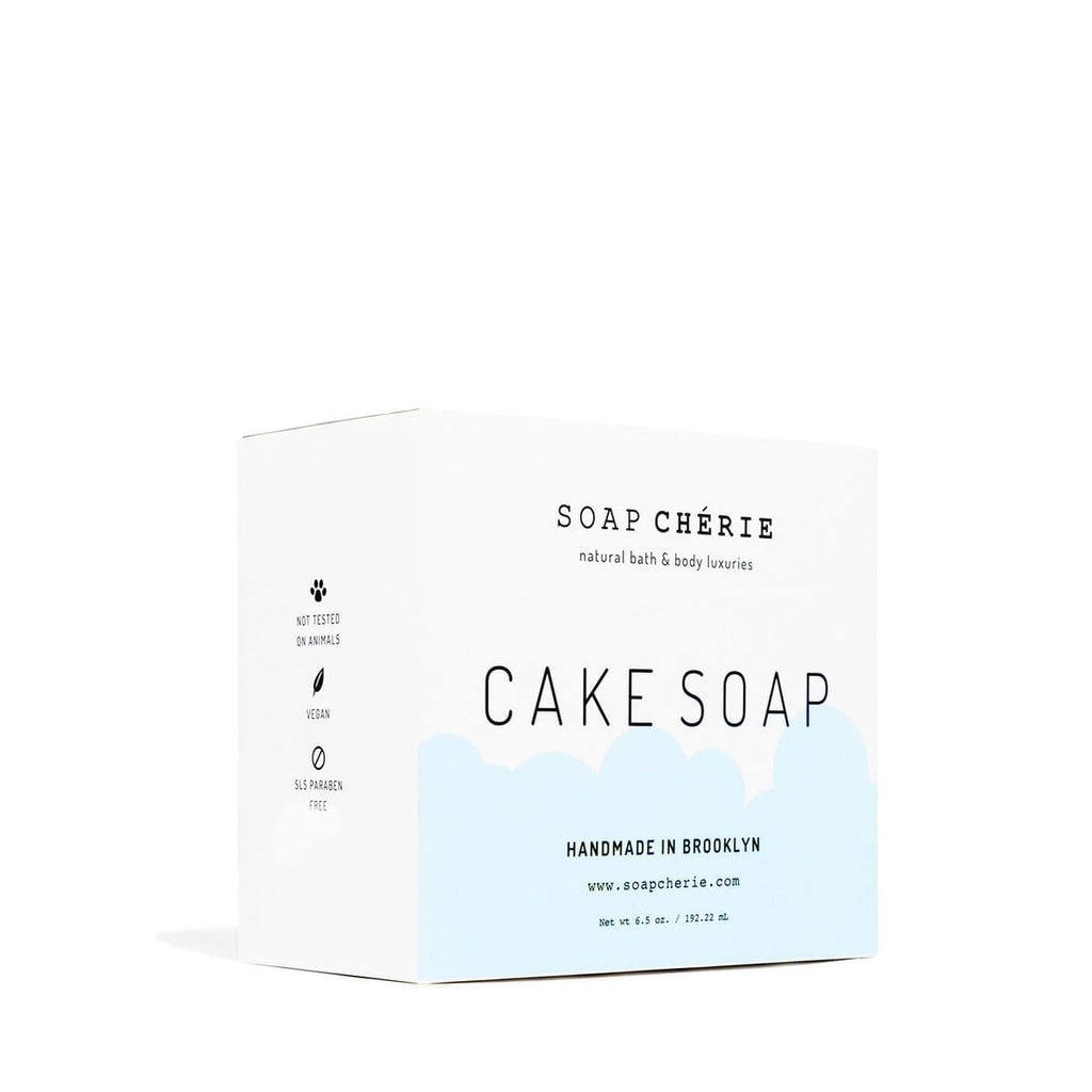 Soap Chérie Bath & Shower Cake Slice (Fresh Blueberry)