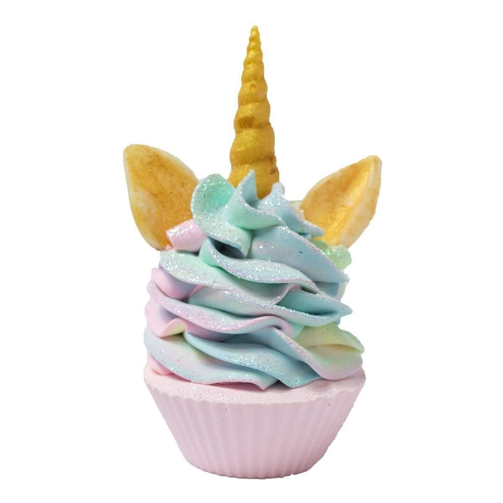 Soap Chérie Bath & Shower Cupcake (Unicorn)