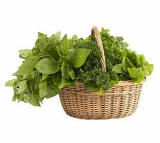 Taiwan Farms Vegetables Organic Green Veggie Box (Regular)