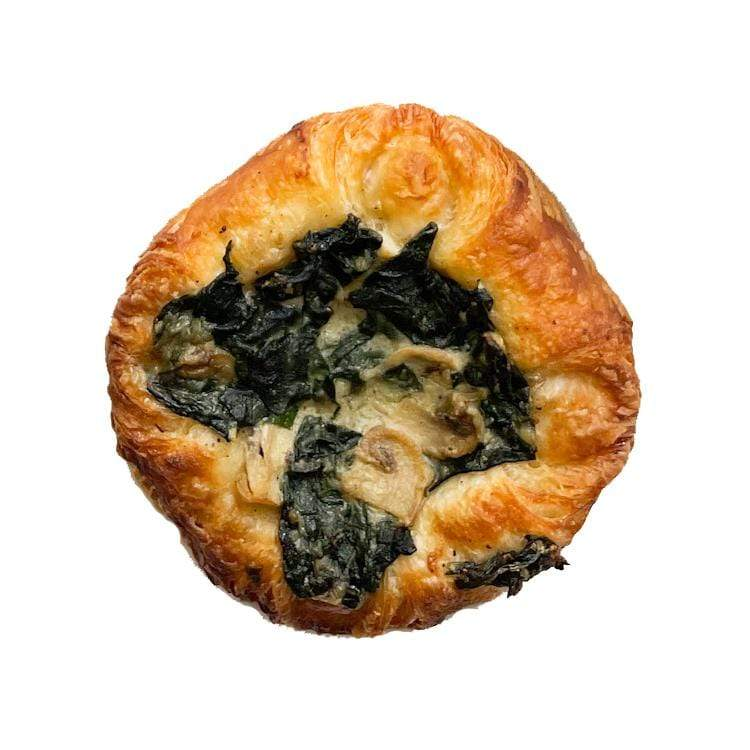 The Cakery Bakery Spinach & Mushroom Puff Pastry (130g)