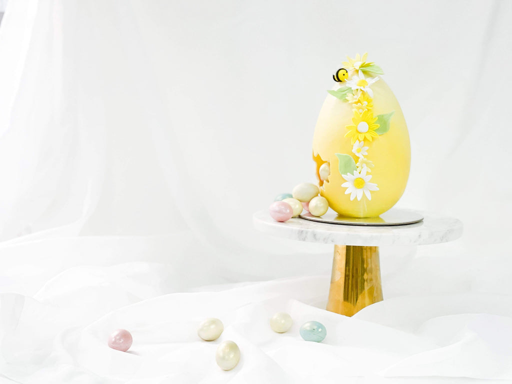The Cakery Healthy Snacks Large Easter Egg (635g)