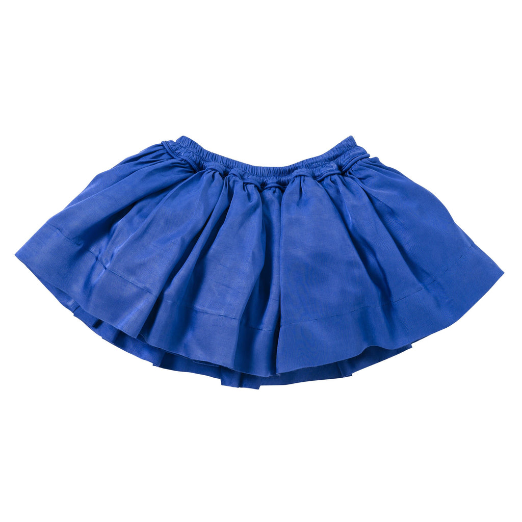 The House of Fox Bottoms Celebrate Pocket Skirt In Blue