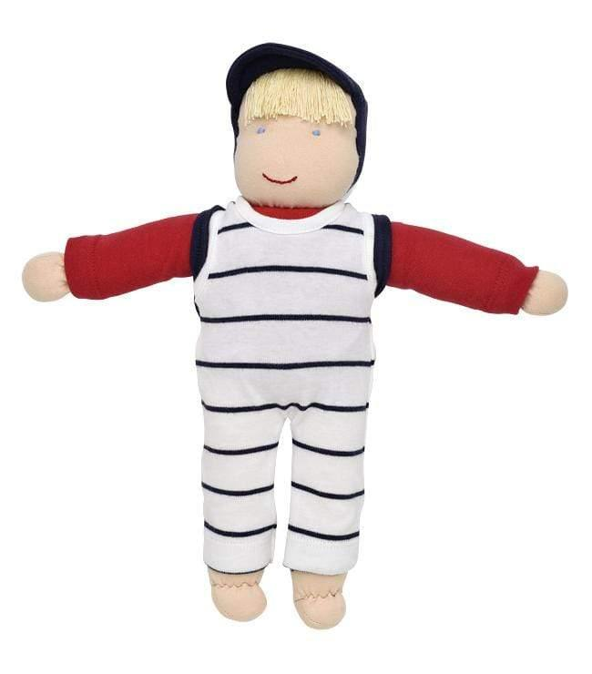 Under The Nile Soft Toys & Dolls Henry Dress Up Doll