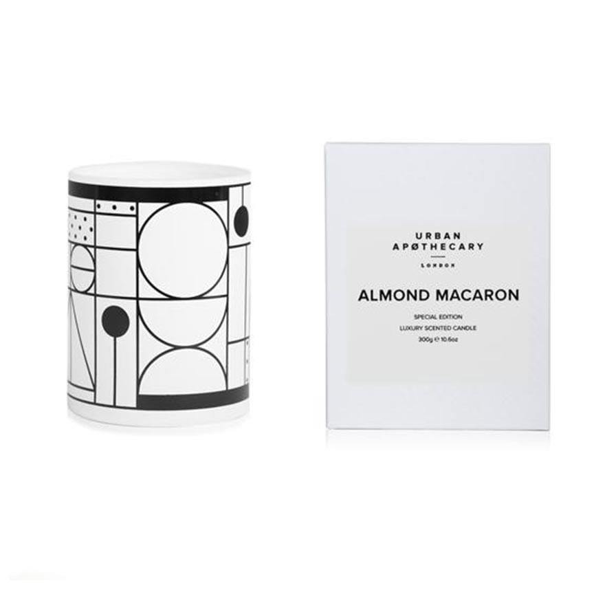 Urban Apothecary Candles Almond Macaron Candle (300g)