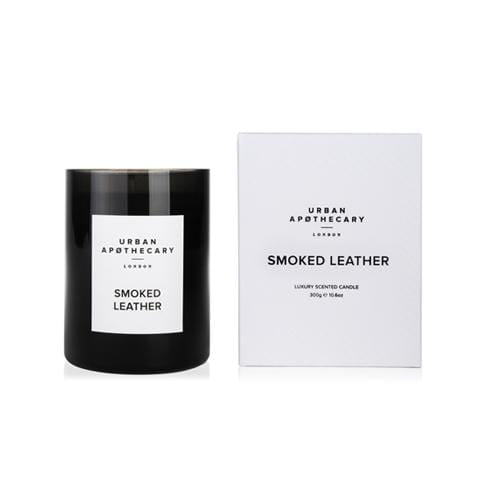 Urban Apothecary Candles Smoked Leather Candle