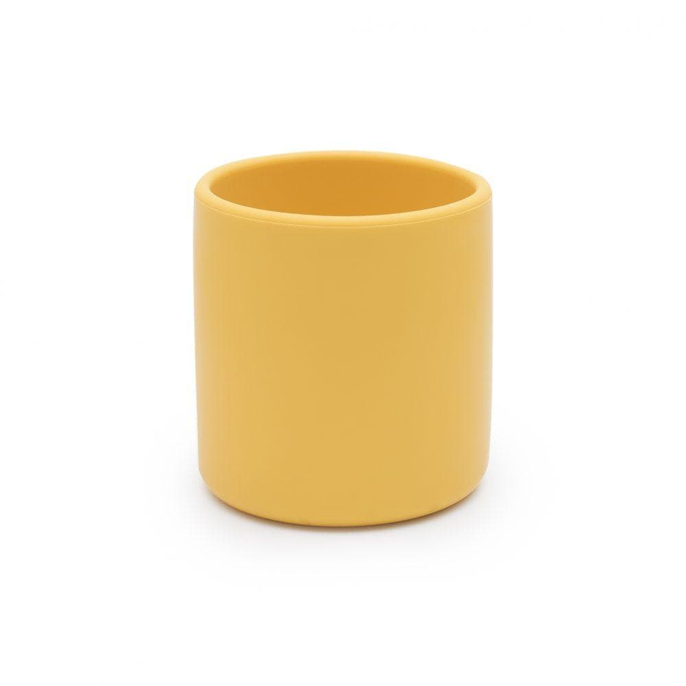 We Might Be Tiny Kid's Drinkware Grip Cup - Yellow